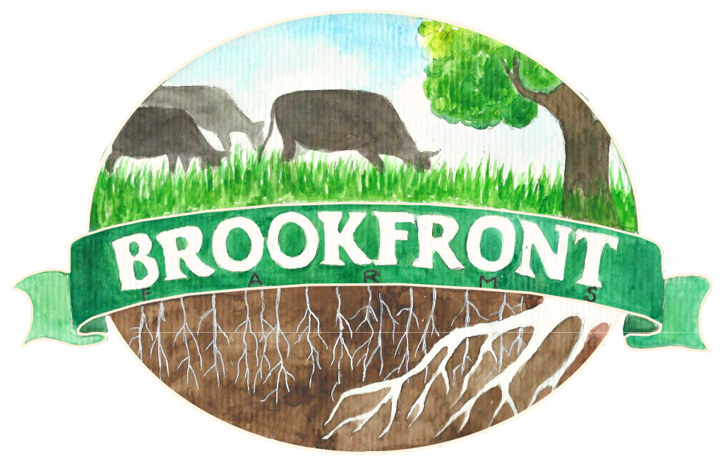 Brookfront Farms Watercolor