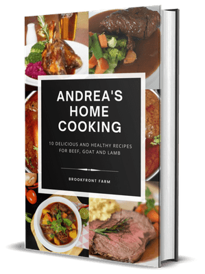 Andrea's Home Cooking - Brookfront