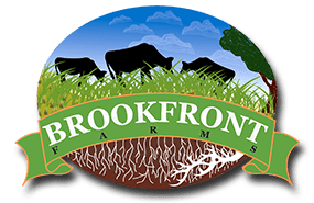 brookfront farm logo